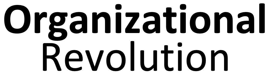 Organizational Revolution
